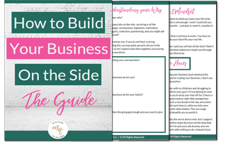 build a biz collage