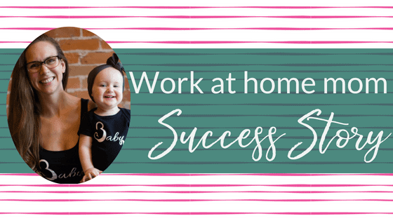 WAHM Success Story with Live Free Mama: Meet Brenna