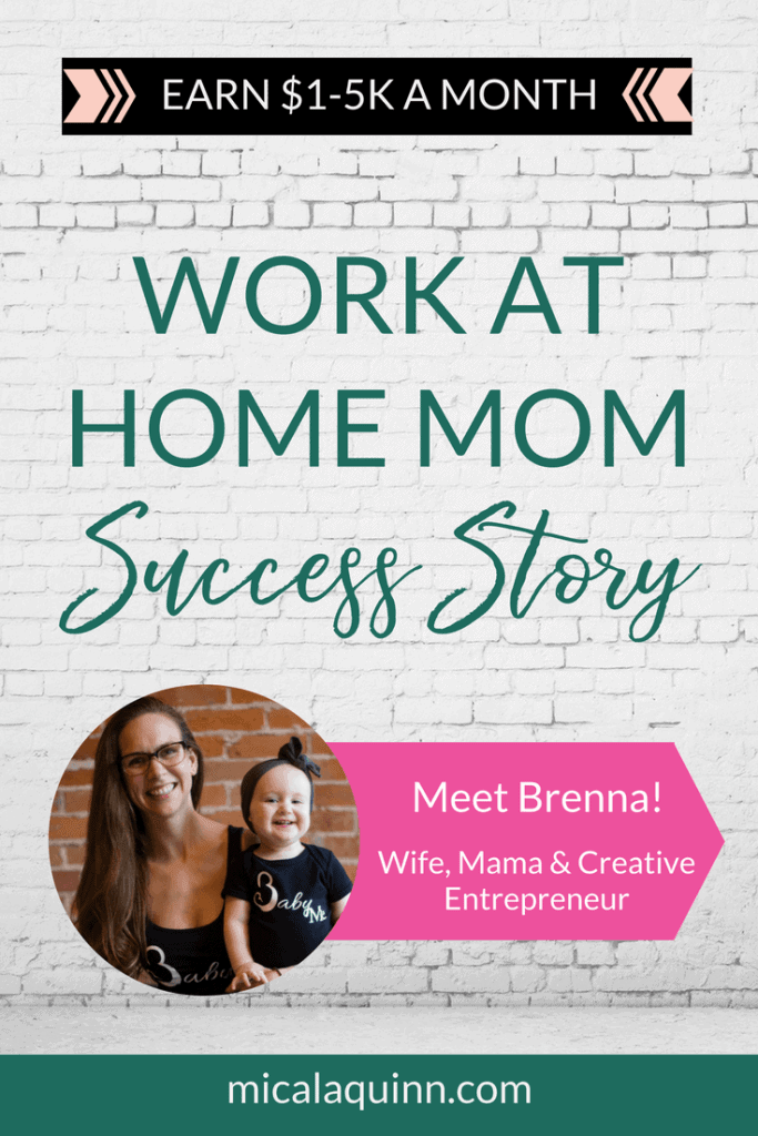 Are you interested in how you can work from home and make money with your kids? Read this work at home mom's success story! She was able to land jobs and earn extra money for her family in just a couple weeks! #workingmom #motherhood #momlife