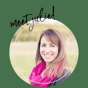 meet Julie Calcote a freelancing mom