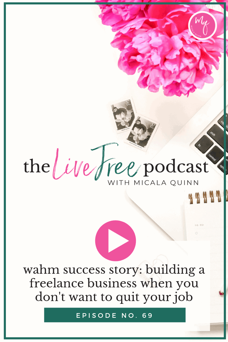 69: WAHM success story with Kim Werkmeister