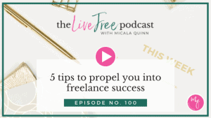 5 tips to propel you into freelance success